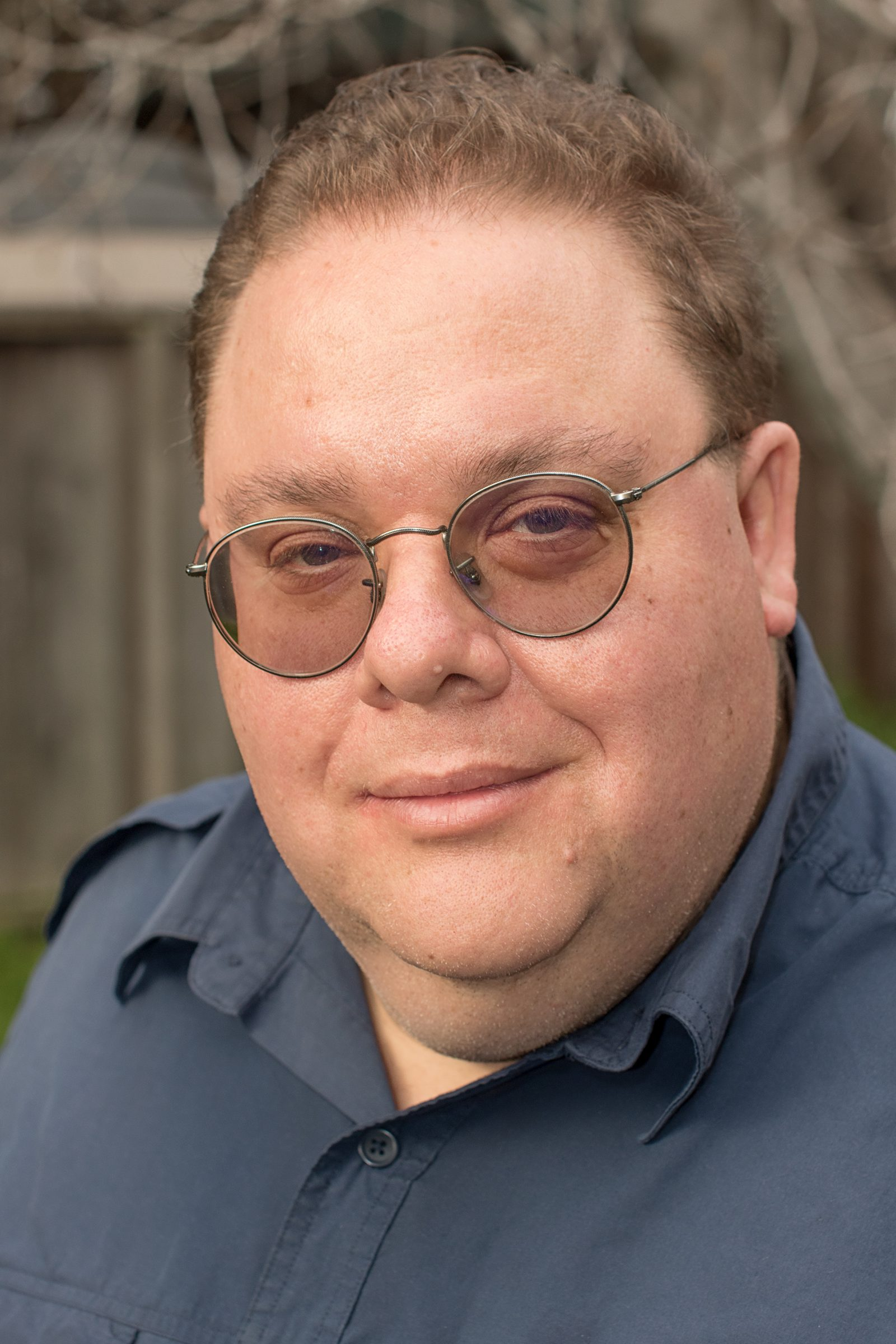 Photo of Benjamin Wachs